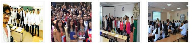 Student life in Kazakh Russian Medical University