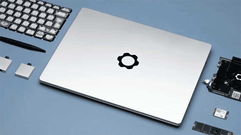 Framework is a customizable, repairable and upgradeable laptop