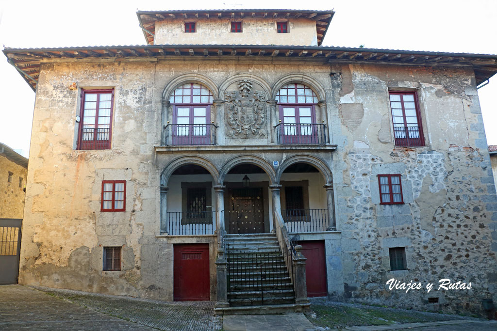 Palacio Uriarte de Lekeitio