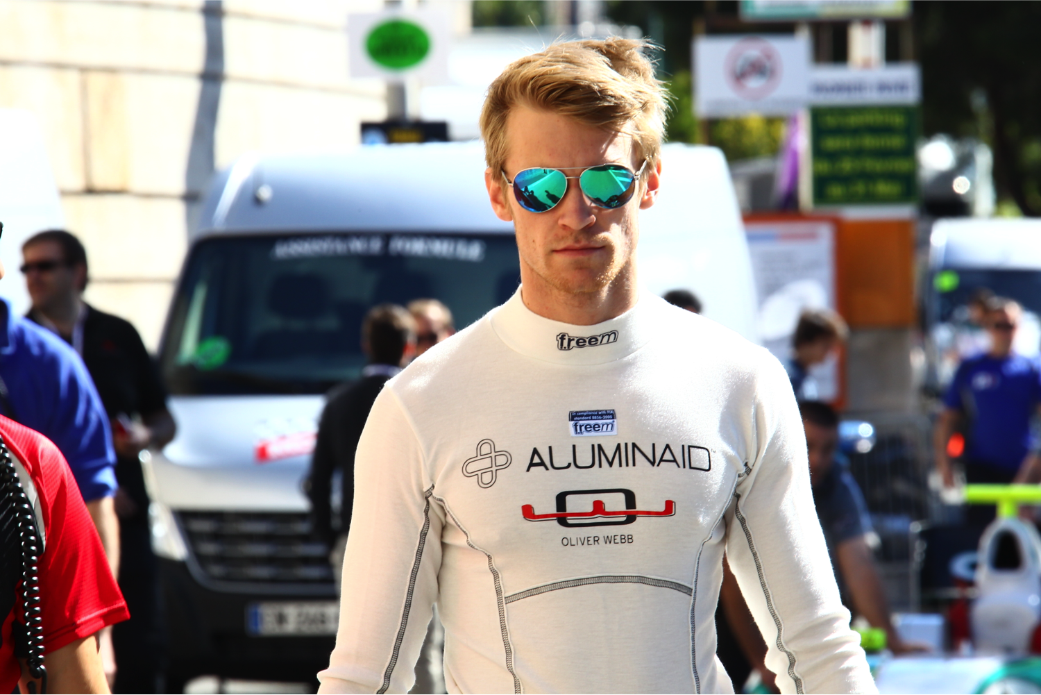 the latest f521f def6b Dominik Wilde Motorsport: Oliver Webb on his move to sports cars