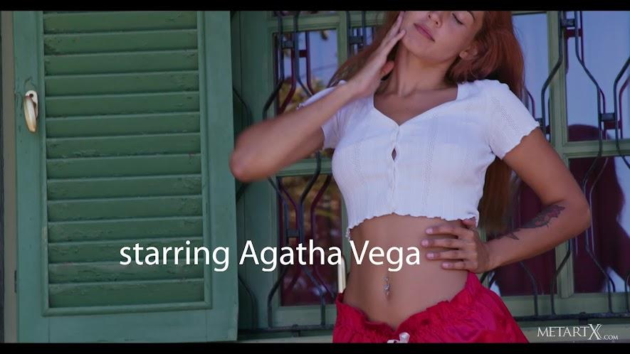[MetartX] Agatha Vega - Countryside sexy girls image jav