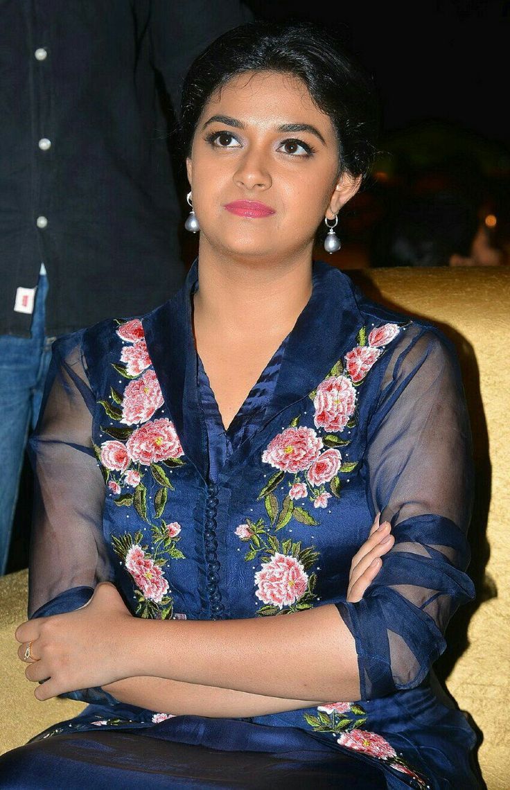 Keerthy Suresh most beautiful Tollywood actresses