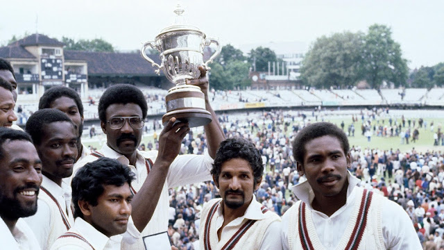 West Indies first world cup win 1979
