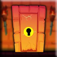 Golden Fort Wall Escape Walkthrough