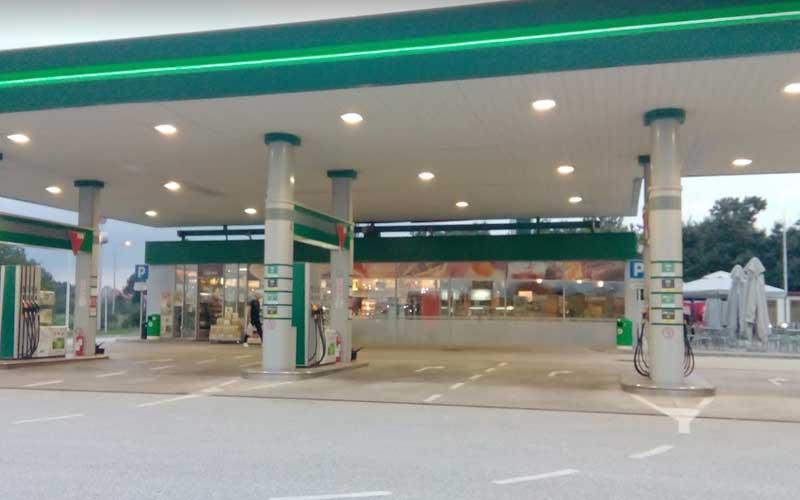 Mol Petrol Markovac (Niş Yönü)