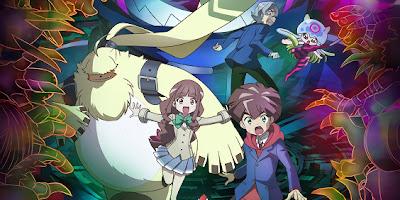 تقرير انمي Digimon Ghost Game (لعبة شبح الديجمون)