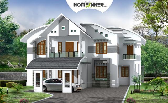 Bhk   Indian Home design   Free house plansNaksha Design3D Design