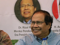 Dilema Opsi Lock-Down, Dr. Rizal Ramli: Mobilisasi (Logistik) Besar-Besaran Serupa Zona Perang