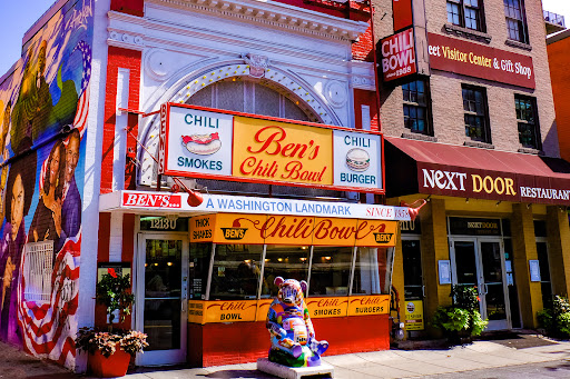 Ben's Chili Bowl - A DC Institution