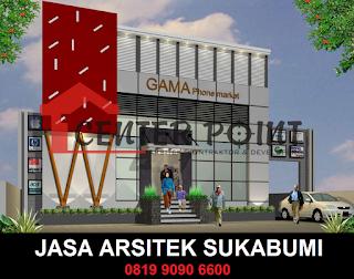 Arsitektur Bangunan Murah Sukabumi
