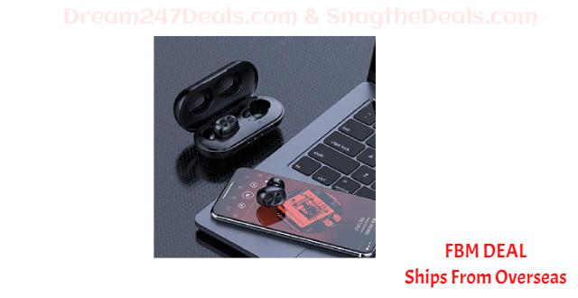 80%  off Wireless Earbuds in-Ear