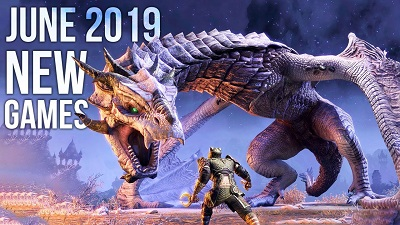 Every Game Set To Be Released In June 2019
