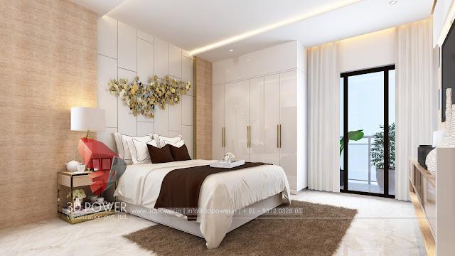 Classy Bedroom Interior Designs
