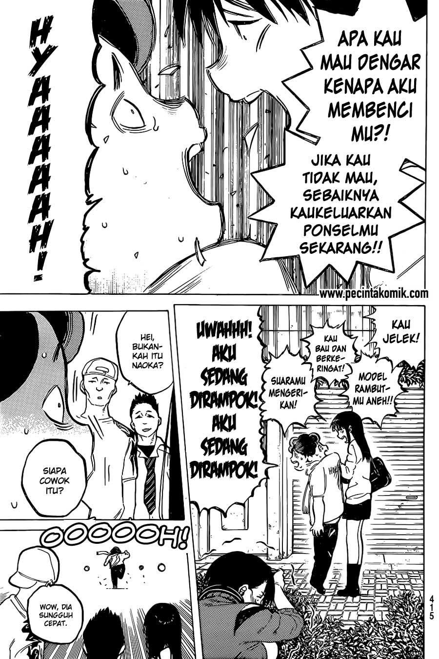Koe no Katachi Chapter 20-8