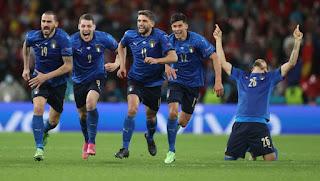 Η Ιταλία στον τελικό, 4-2 (1-1) την Ισπανία στα πέναλτι