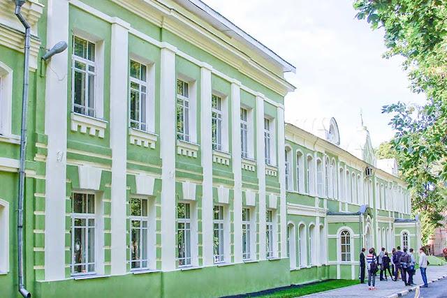 Здесь снова будет школа Сергиев Посад