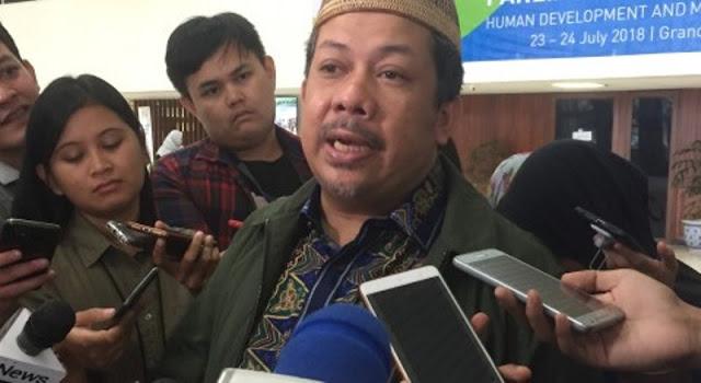 Fahri Hamzah soal PSI Tolak Perda Agama: Dia Belum Paham soal Syariah