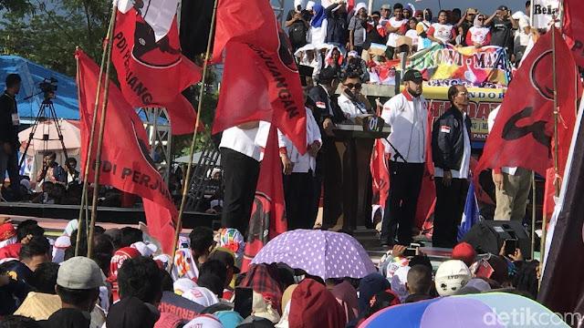 Temukan Dugaan Politik Uang di Kampanye Jokowi, BPN Ingin Lapor Bawaslu