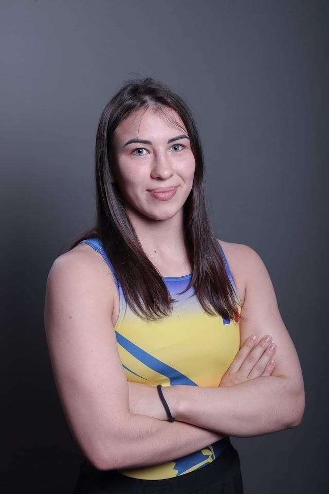 Irina Rîngaci la o nouă performanță, a cucerit titlul de Campioană Mondială printre Tineret
