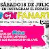 [Noticias Tv] ¡Este sábado llega el primer #CNFANART Live en Instagram con Alexis Moyano como súper host!