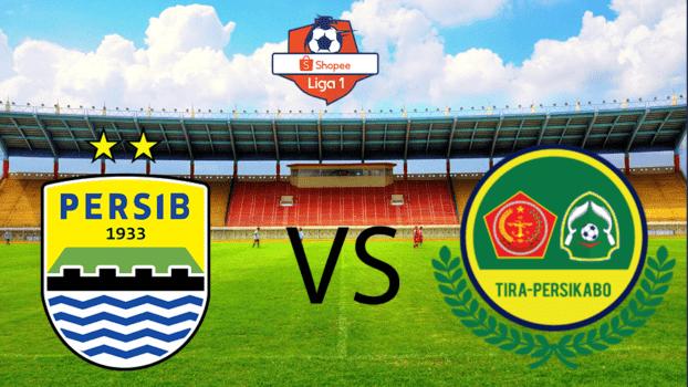 Hasil Pertandingan Liga 1, Persib Bandung vs PS TNI