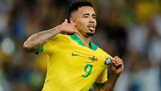 ملخص مباراه البرازيل وبيرو أربعة أهداف ، ضربتين جزاء ، طرد جيسوس : كيف فازت البرازيل على بيرو في نهائي كأس أمريكا ؟ ملخص اللقاء