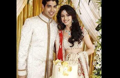 Alkesh Tandon dan Raakhe Kapoor
