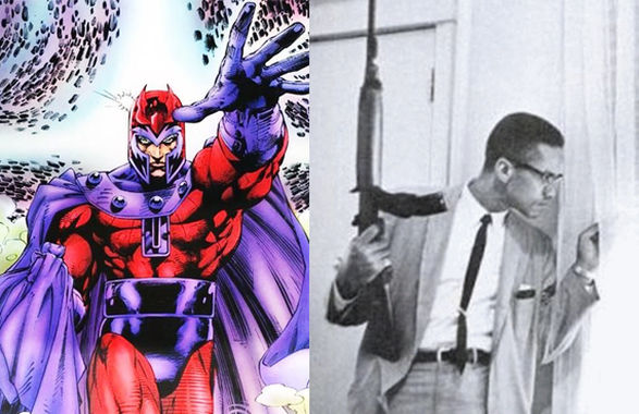 Image result for african american magneto