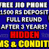 10 Reliance JioPhone Hidden Terms & Conditions