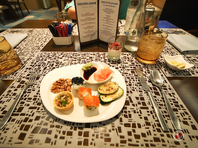 Executive Lounge - Happy hour 印尼雅加達鉑爾曼酒店 - Pullman Jakarta Indonesia Thamrin CBD
