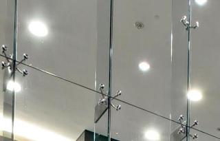Kaca spider fitting