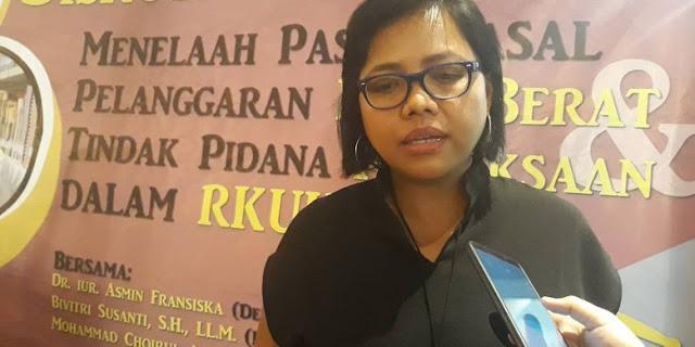 Pakar Hukum Anggap Jokowi Tak Layak Didukung