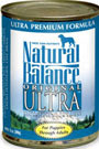 Picture of Natural Balance Original Ultra Premium Canned Dog Food