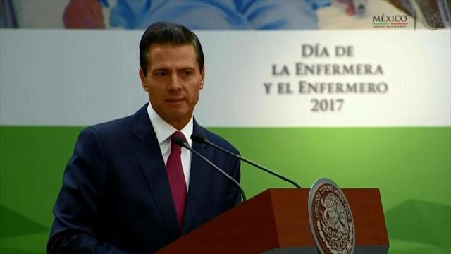 Peña Nieto sobre gasolinazo: La realidad no cambia con protestas