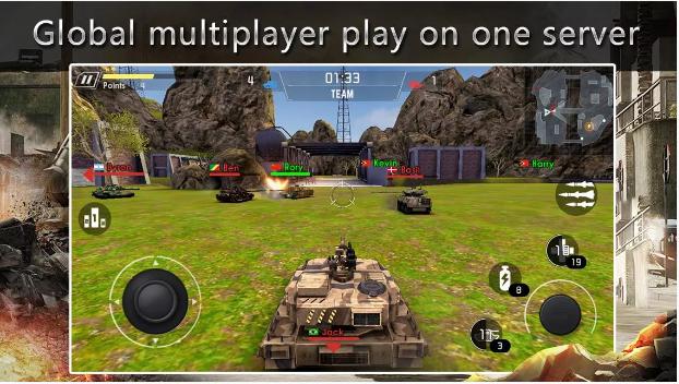 Super Tank Wars APK, Super Tank Wars MOD APK