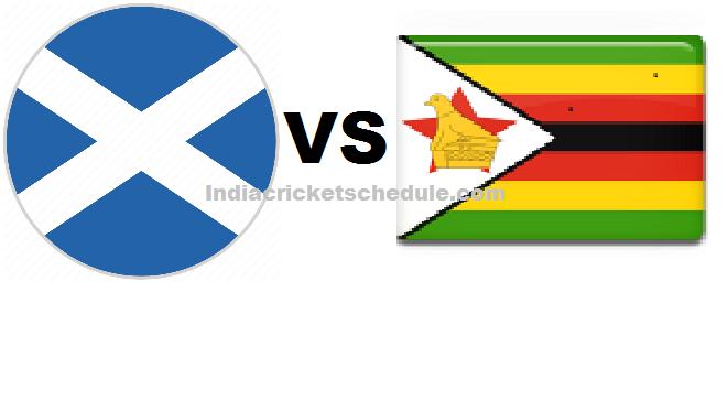 Zimbabwe tour of Scotland 2021 Schedule and fixtures, Squads. Scotland vs Zimbabwe 2021 Team Match Time Table, Captain and Players list, live score, ESPNcricinfo, Cricbuzz, Wikipedia, International Cricket Tour 2021.