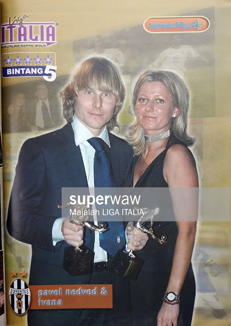 PAVEL NEDVED AND IVANA