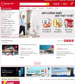 Template blogspot bán hàng điện máy điện gia dụng