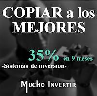 sistema de inversión - copiar fondos