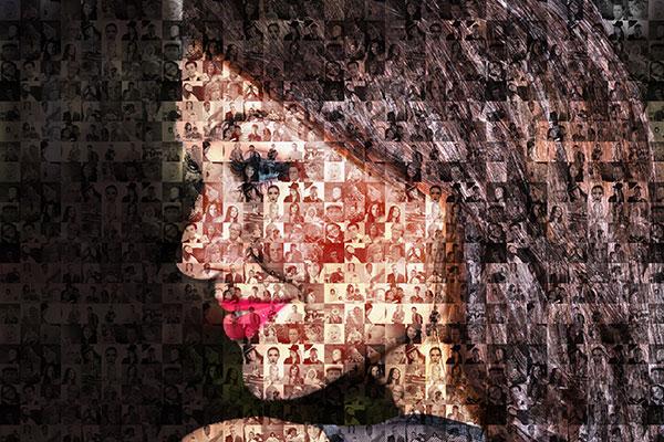 Cara Membuat Foto Mozaik Dengan Photoshop