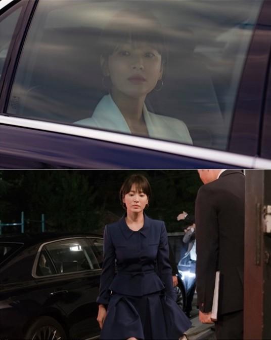 Drama Terbaru Song Hye-gyo dan Park Bo-gum Telah Menetapkan Tanggal Penayangan