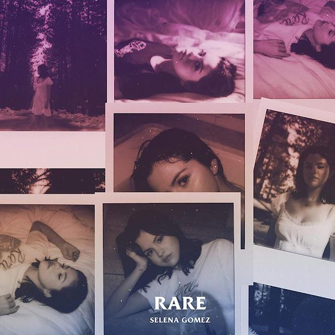 Encarte: Selena Gomez - Rare (Deluxe Edition)