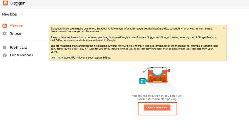 如何在Blogger上安装xml模板?