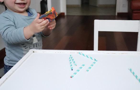 atelier récréatif pour bébé
