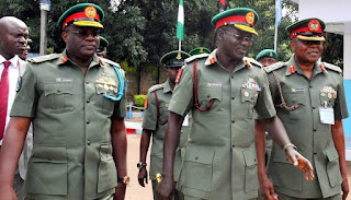 We've no business in the coming general polls - Nigerian Army warns officers