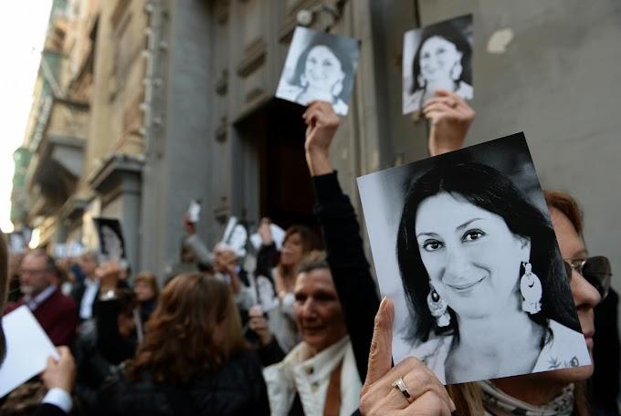 Információt ajánlott a máltai újságírónő-gyilkosság két gyanúsítottja