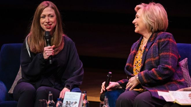 Hillary Clinton 'under enormous pressure' to run in 2020