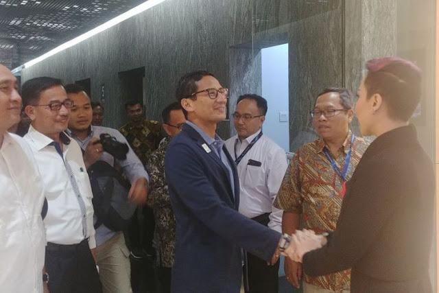 Eks Menteri Jokowi dari NasDem Masuk Tim Prabowo-Sandi