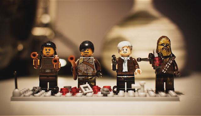 Jedi Lego