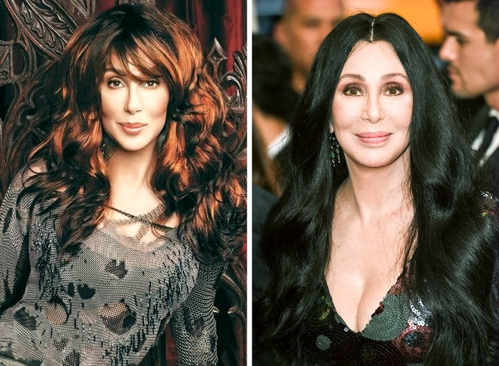 O antes e o depois das mulheres mais gostosas da década de 90